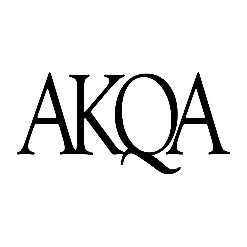 Women Leading Tech Awards Partners and sponsors - AKQA logo