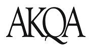 Women Leading Tech Awards Partners and sponsors - AKQA logo