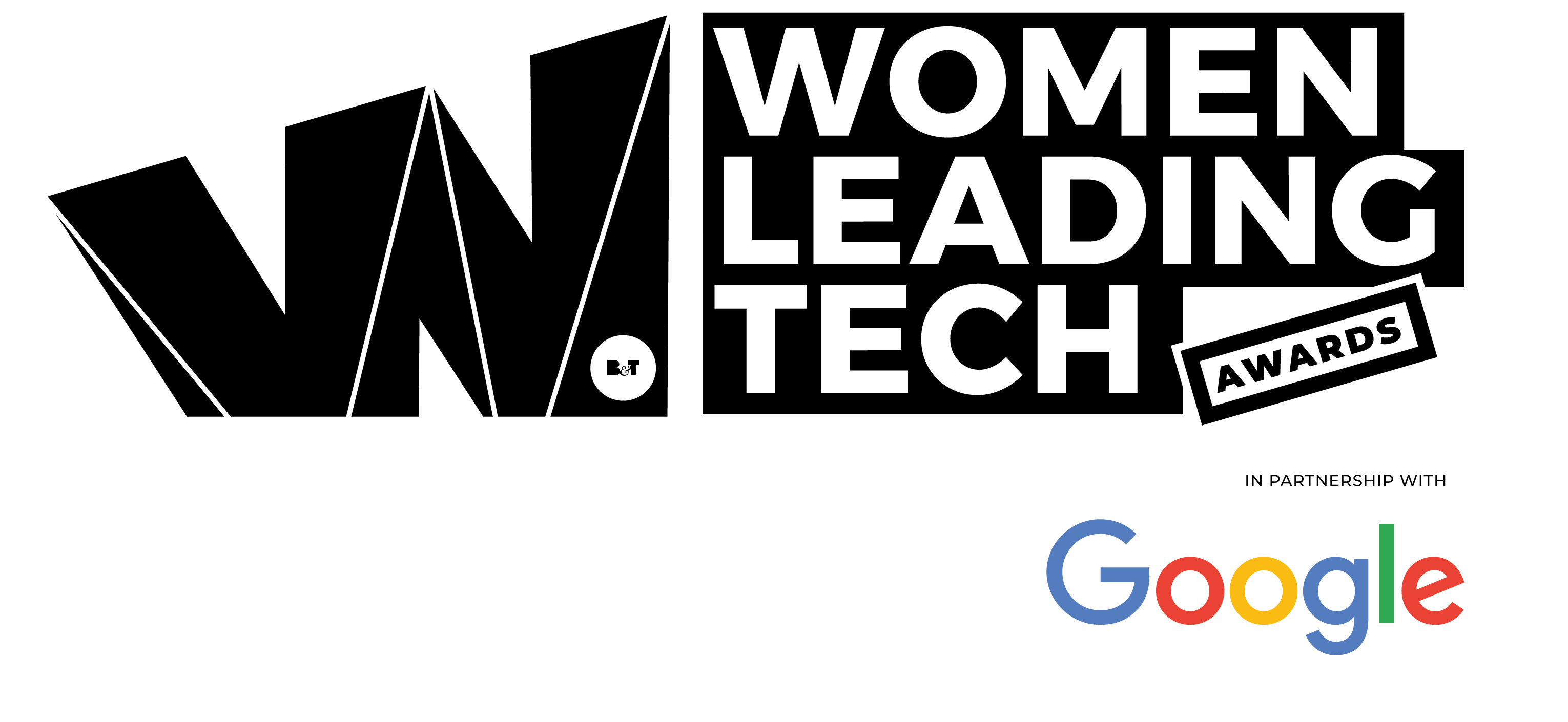 Women Leading tech awards in partnership with Google